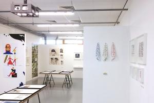 leeds college of art exhibition2017
